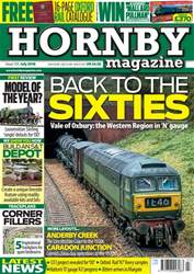 Hornby Magazine issue   July 2018