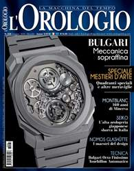 L'Orologio 268 issue L'Orologio 268
