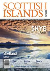 Scottish Islands Explorer issue July - August 2018