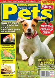 World of Pets Magazine issue July/Aug 2018
