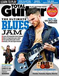 Total Guitar issue July 2018