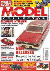 Model Collector issue Jul-18