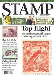 Stamp Magazine issue Jul-18