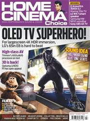 Home Cinema Choice issue Jul-18