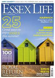 Essex Life Magazine Cover