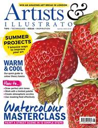 Artists & Illustrators issue Summer 2018