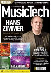 MusicTech issue Jul-18