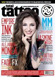 Total Tattoo Issue 165 - Jun-2018 issue Total Tattoo Issue 165 - Jun-2018