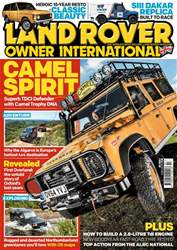 Land Rover Owner issue July 2018