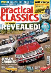 Practical Classics issue July 2018