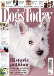 Dogs Today Magazine issue July 2018