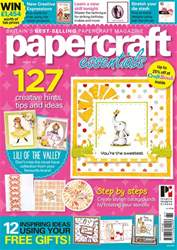Papercraft Essentials issue Issue 161