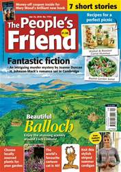 The People's Friend issue 16/06/2018