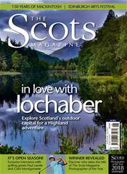 The Scots Magazine issue July 2018