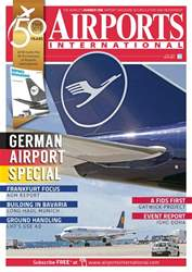 Airports International issue Airports International