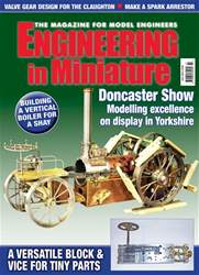 Engineering in Miniature issue July 2018