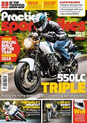 Practical Sportsbikes issue July 2018