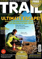 Trail issue July 2018