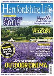 Hertfordshire Life issue Jul-18