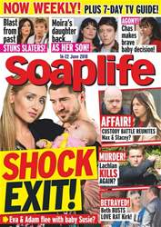 Soaplife issue 16th June 2018