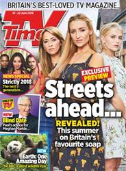 TV Times issue 16th June 2018