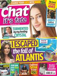 Chat Its Fate issue July 2018