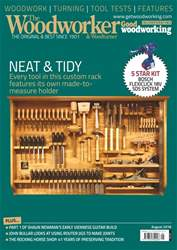 The Woodworker Magazine issue Aug-18