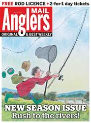 Anglers Mail issue 12th June 2018
