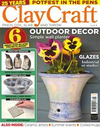 ClayCraft issue Issue 16
