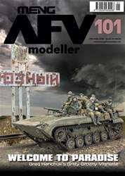 Meng AFV Modeller issue JUN