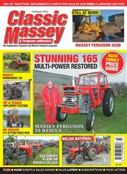 Classic Massey issue Jul/Aug 2018