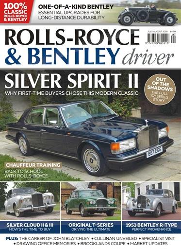 Rolls-Royce & Bentley Driver Preview
