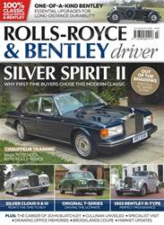 Rolls-Royce & Bentley Driver issue Issue 6