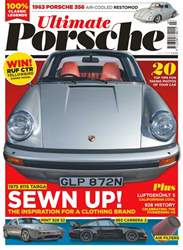 Ultimate Porsche issue July 2018