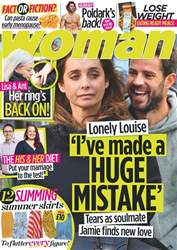 Woman issue 18th June 2018