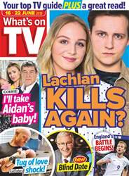 What's on TV issue 16th June 2018