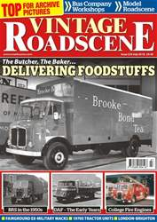 Vintage Roadscene issue July 2018