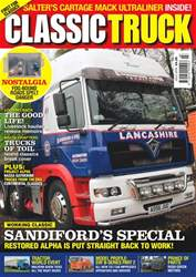 Classic Truck issue July 2018