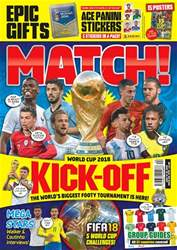 Match issue 12/06/2018