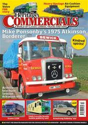 Heritage Commercials Magazine issue July 2018