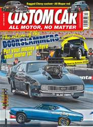 Custom Car issue July 2018
