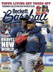Beckett Baseball issue July 2018