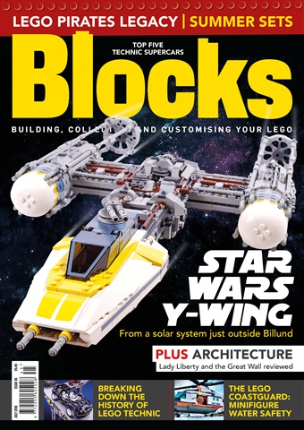 Blocks Magazine issue July 2018