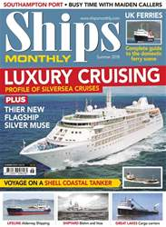 Ships Monthly issue Summer  2018