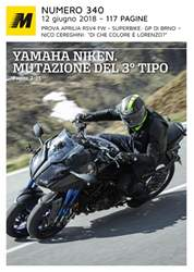 Moto.it Magazine Numero 340 issue Moto.it Magazine Numero 340