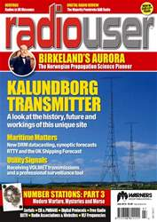 Radio User issue July 2018