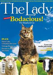 The Lady issue 15 June 2018