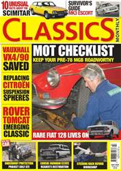 Classics Monthly issue July 2018