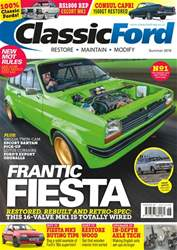 Classic Ford issue Summer 2018
