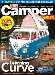 VW Camper issue July 2018